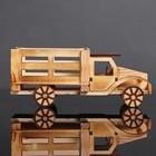 Игрушка деревянная «Грузовик» 9×23×9.5 см - фото 105650244