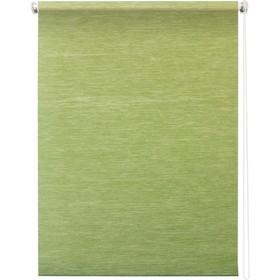 Рулонная штора «Концепт», 60 х 175 см, цвет зелёный