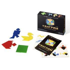 Настольная игра-головоломка «Танграм»