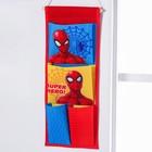 Кармашки настенные, Человек-паук