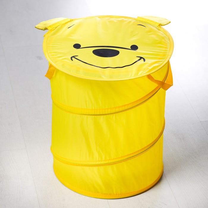 Корзина для игрушек «Медвежонок Винни», 39 х 39,5 см