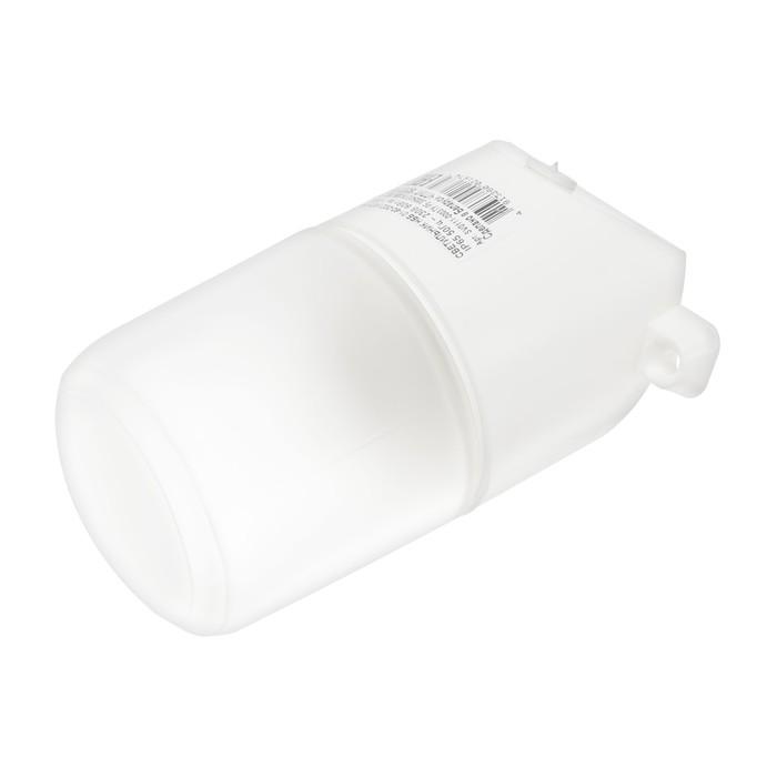 Светильник НББ 01-60-002 УХЛ1, Е27, 60 Вт, 220 В, IP65, белый