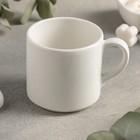 Кружка для кофе/чая 200 мл «Prime», цвет белый