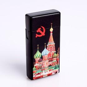 """Зажигалка """"Москва"""", пьезо, газ в Донецке"""