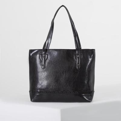 Bag wives L-1975, 38*11*28, 2 otd zipper, no pocket, black