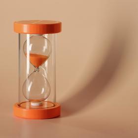 "Clocks ""Fruit"" for 10 minutes 14.5x8 cm, mix"