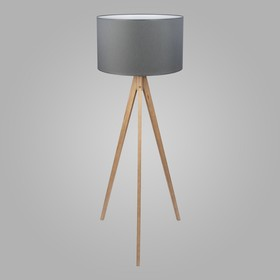 Торшер Treviso, 60Вт E27, цвет коричневый