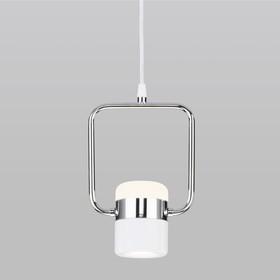 Светильник Oskar, 9Вт LED, 4200К, 380лм, цвет хром