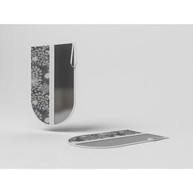 Сумочка-чехол для одной пары обуви «Метелица», 45х30 см