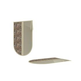 Сумочка-чехол для одной пары обуви «Русский Шик», 45х30 см