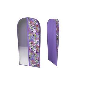 Чехол объемный для одежды малый «Акварель», 60х100х10 см