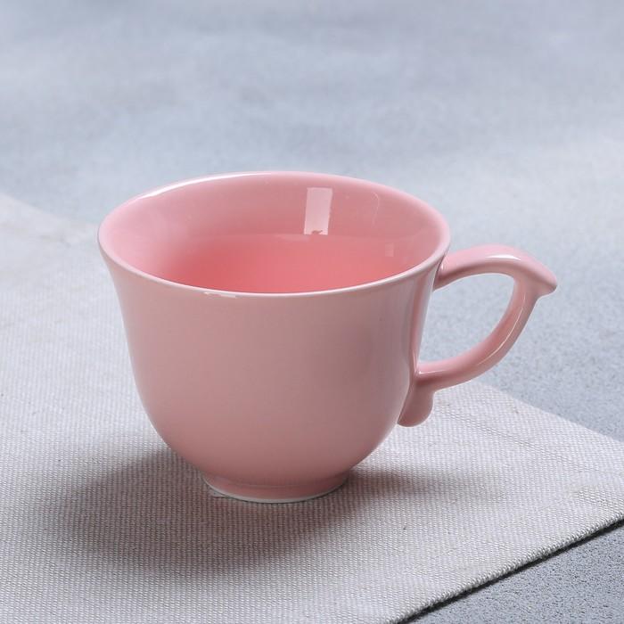 Чашка «Розовая», 150 мл - фото 662162