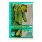 """Fertilizer water soluble mineral """"Sudarushka A"""", cucumber, 60 g"""