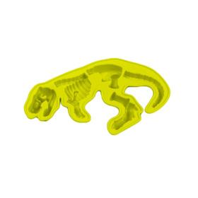 Форма для льда Fossiliced, жёлтая