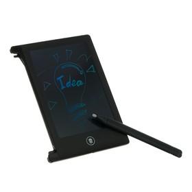 """Планшет для рисования LuazON модель TAB-3, 4,4"""", черный"""