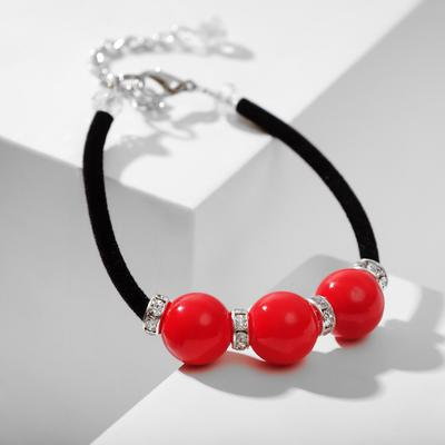 "Bracelet bachata a rope ""coral"""