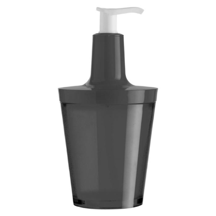 Диспенсер для мыла Flow 250 мл, чёрный