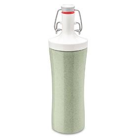 Бутылка для воды Plopp to go organic 425 мл, зелёная