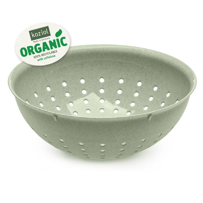 Дуршлаг Palsby m organic, 2 л, зелёный