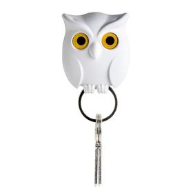 Держатель для ключей Night owl, белый
