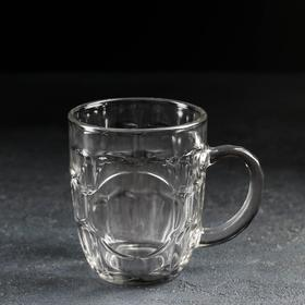 Кружка для пива «Старт», 250 мл, 11,5×7,5×9,5 см