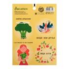 "Stickers ""Vegetarianism "", 11 × 15 cm"