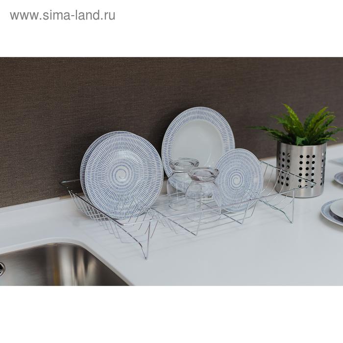 Dish drying rack 47,5х32х9 cm