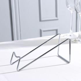 {{photo.Alt || photo.Description || 'Подставка для бутылки Доляна «Минимал», 18×7,5×8 см'}}