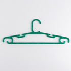 Вешалка многофункциональная для лёгкой одежды, 33 см, цвет МИКС