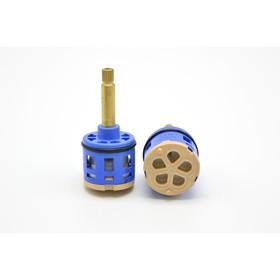 """Картридж дивертора """"Душ Сити"""" K5, для душевых кабин, d=36 мм, шток 40 мм, 5 режима, шлицы"""