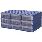 Смарт бокс 204x370x160 Синий