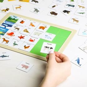 Развивающая игра «Умный планшет. Животные»