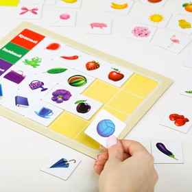 Развивающая игра «Умный планшет. Цвета»