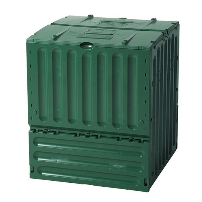 Компостер ECO-KING 400 л, зелёный