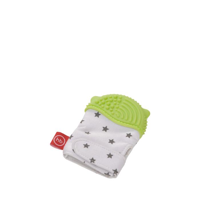 Прорезыватель-рукавичка Happy Baby, от 4 месяцев