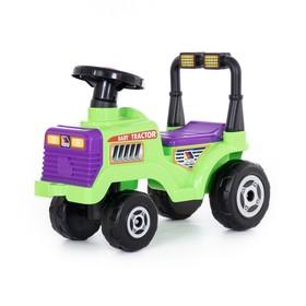 Толокар-трактор «Митя» №2