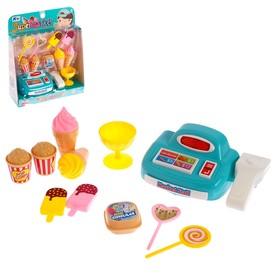 Игровой набор «Касса-малышка» с аксессуарами