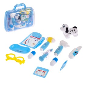 """Game doctor set """"pet Treat"""", in a suitcase, wheel drive MIX"""
