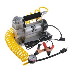 Компрессор автомобильный AVS KS900, 90 л/мин, 10 Атм, металлический