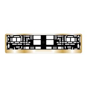 Frame for Car Room AVS RN-13 Chrome, Gold