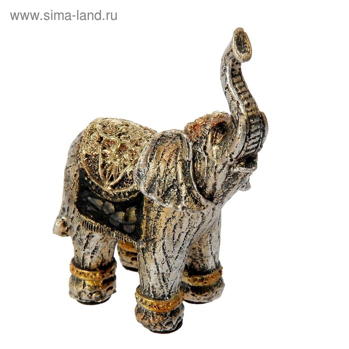 "Сувенир ""Слон в декоративной попоне"", МИКС"