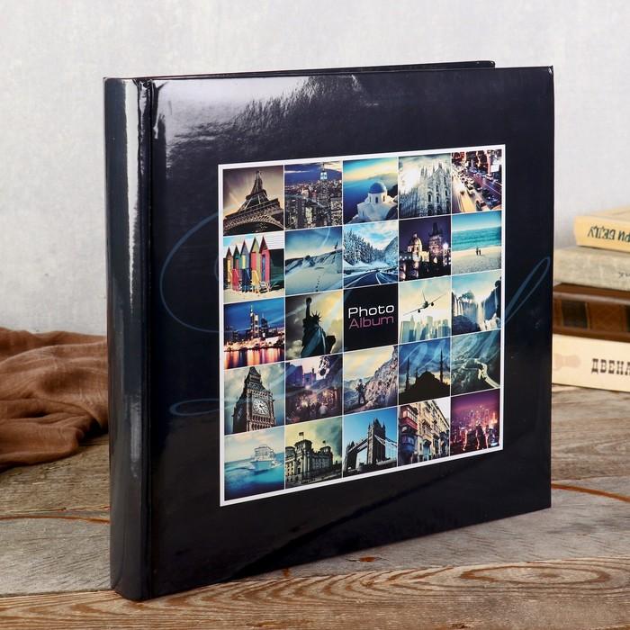"""Фотоальбом  """"Путешествие"""" 30х30 см. 30 листов"""