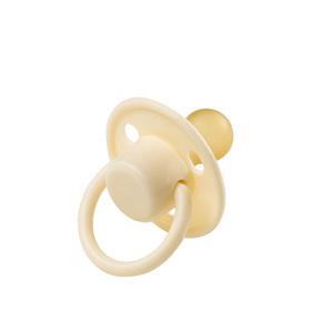 Пустышка латексная Happy Baby «Вишня», 6-12 месяцев, цвет yellow