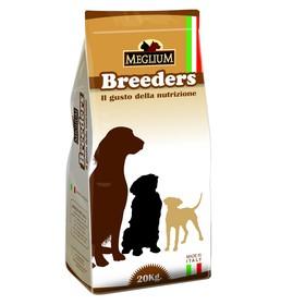 Сухой корм Meglium Breeders Sensible для собак, ягненок/рис, 20 кг