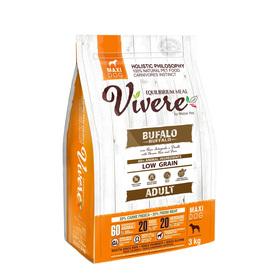 Сухой корм VIVERE для собак крупных пород, ягненок, 3 кг