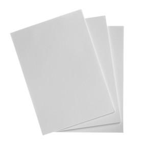 Бумага для рисования А4, 50 листов, 50% хлопка, 200 г/м²