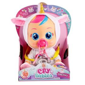 Кукла интерактивная «Плачущий младенец DREAMY», 31 см
