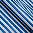 Glossy paper, strip, 50 x 70 cm Blue