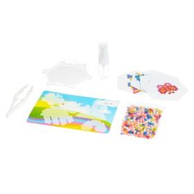 Аквамозаика с декорациями «Единорог», в пакете