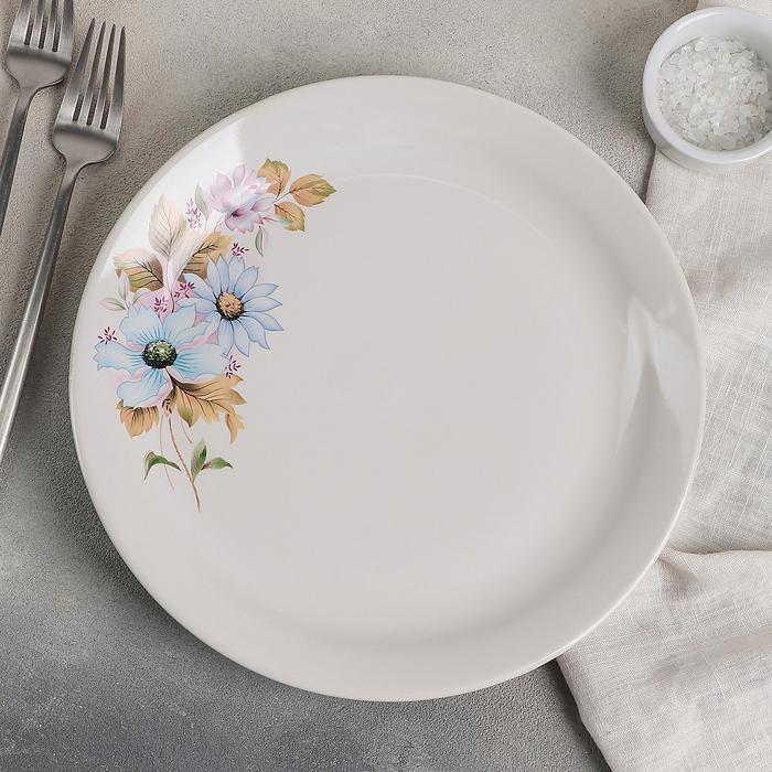 """Блюдо """"Цветы"""" 26 см"""